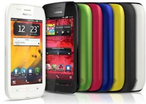 Доступный и стильный телефон Nokia 603 на базе Symbian