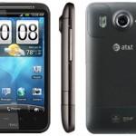 Новый HTC Inspire 4G входит в систему Sense
