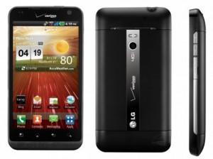 Обзор смартфона LG Revolution с двумя камерами и большим экраном