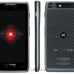 Смартфон Motorola Razr Maxx Droid с рекордным временем работы