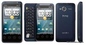 HTC Evo Shift с 4G и выдвижной клавиатурой