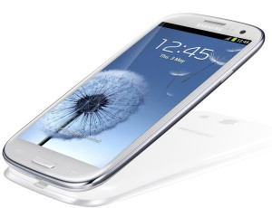 """Samsung Galaxy S3 конкурент """"яблоку"""""""