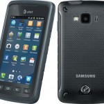 Прочный телефон Samsung Rugby Smart, работает даже под водой