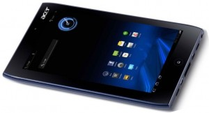 Бюджетный планшет Acer Iconia Tab A100 на системе Ice Cream Sandwich