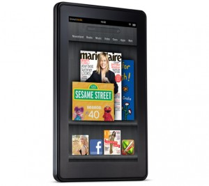 Подробный обзор планшета Amazon Kindle Fire