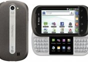LG DoublePlay от T-Mobile