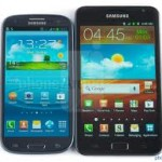 Сравнения - Samsung Galaxy S III VS Samsung Galaxy Note