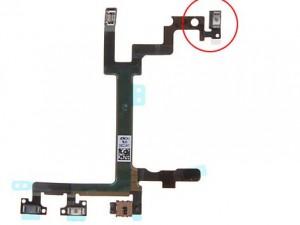 Замена кнопки power iphone 5