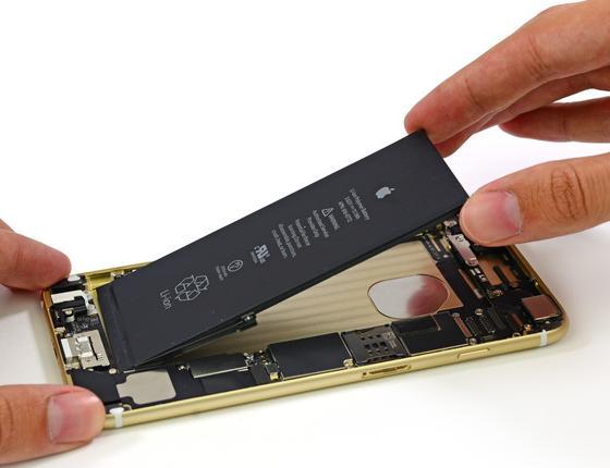 аккумулятор айфон 6 плюс