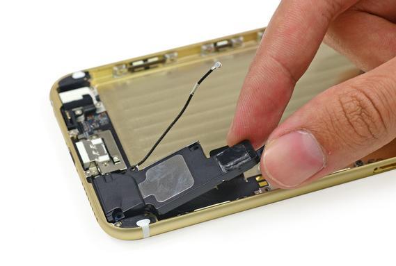 динамик iPhone 6 Plus