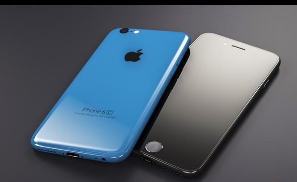 фото iPhone 6c
