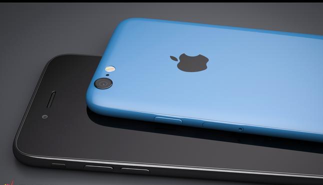 как выглядит iPhone 6c