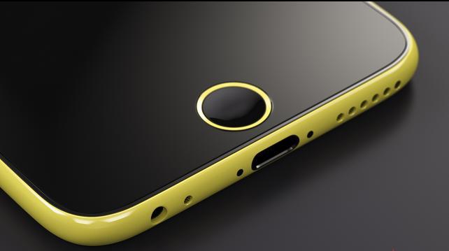 будущий iPhone 6c