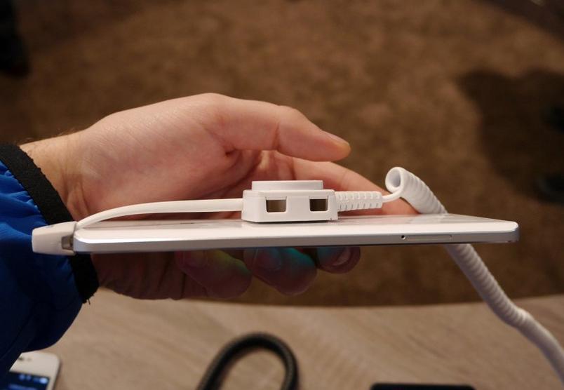 дизайн Xiaomi Mi Note Pro
