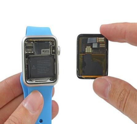 аккумулятор apple watch