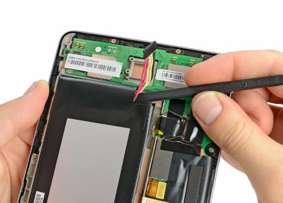 контакты батареи