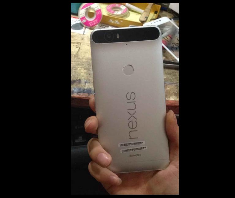 фотография Huawei Nexus