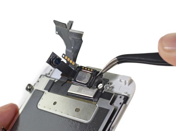 фронтальная камера iphone 6s