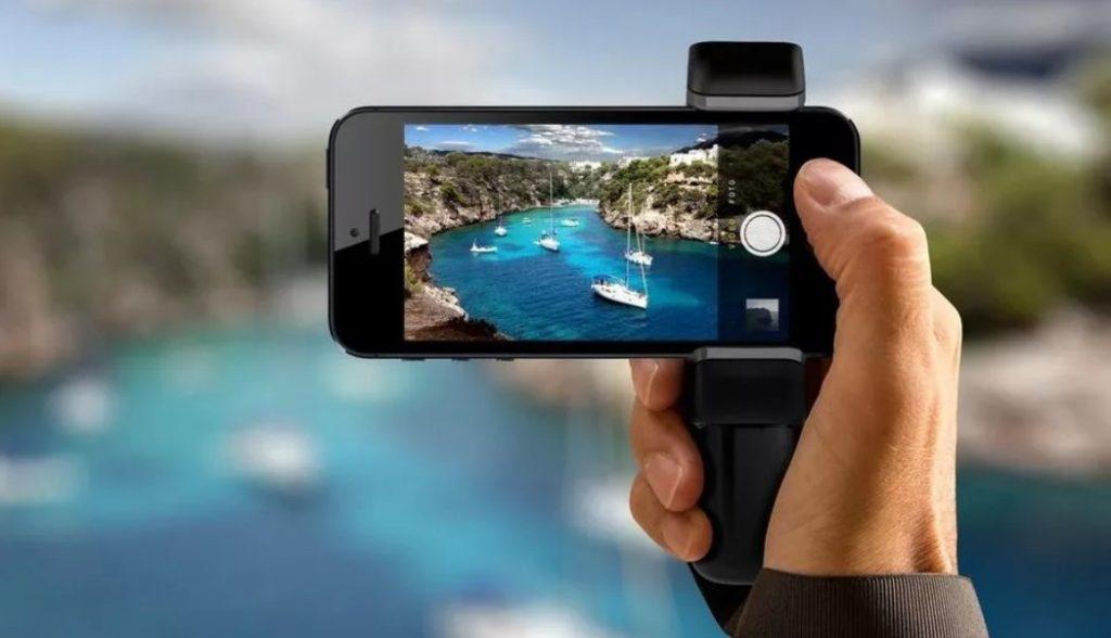 как снять профессиональное видео на iPhone 6
