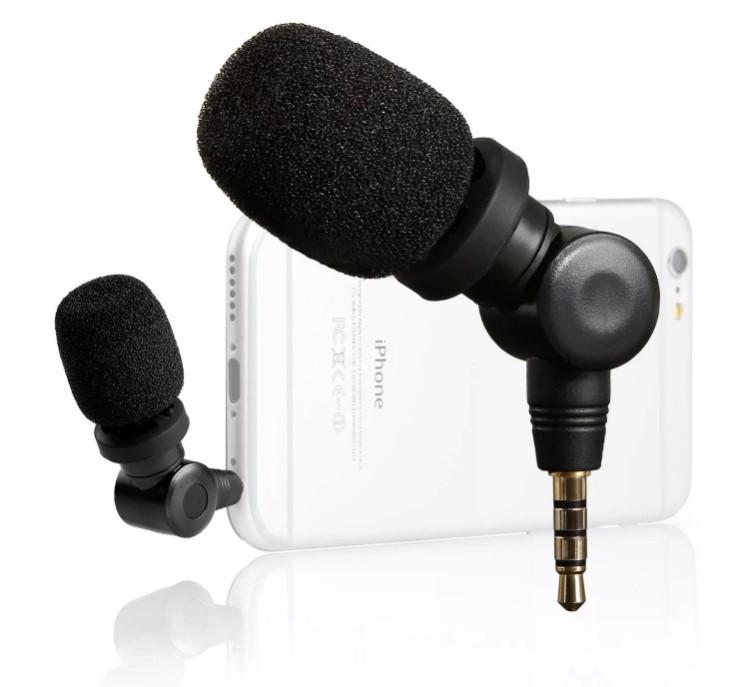 Микрофон для съемки