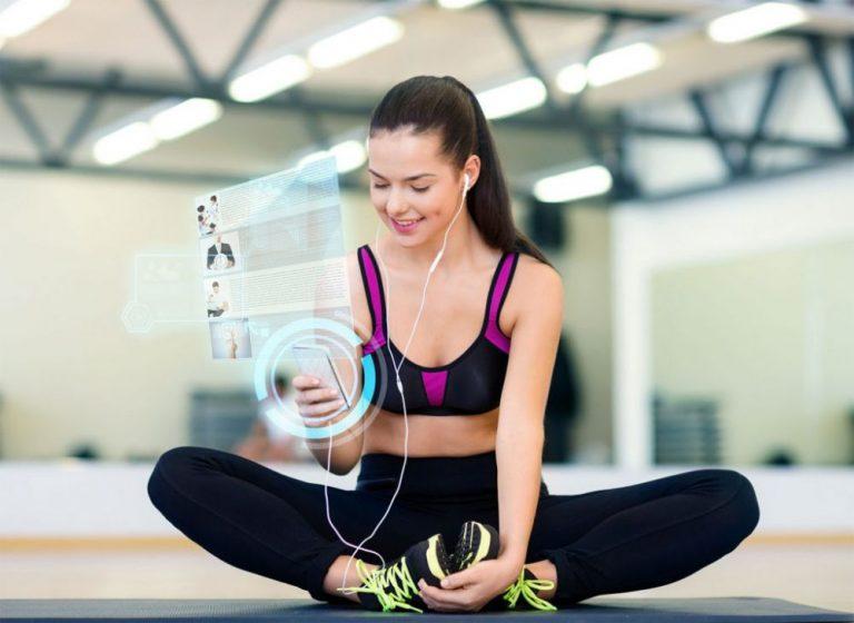 Приложения Спорт Для Похудения. Худеем со смартфоном! 10 лучших приложений, чтобы быть в форме