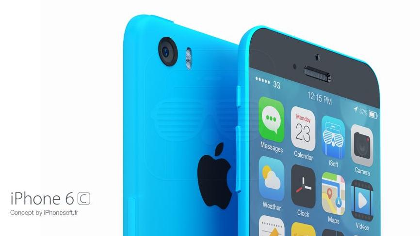 Apple iPhone 6c фото