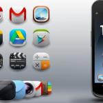 Как поменять иконки приложений на Android