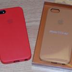 Чехлы от iPhone 5s подходят на новый iPhone SE