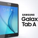 Официально появился планшет Samsung Galaxy Tab A (2016 года)