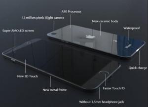Утечка: фотографии задней крышки Apple iPhone 7