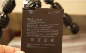 аккумулятор на Xiaomi Mi Note