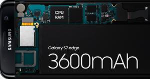 Samsung Galaxy S7 получит батарею на 3600mAh