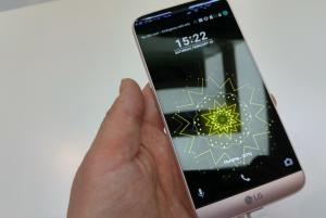 Новые фотографии LG G5: двойная камеру и сканер отпечатков