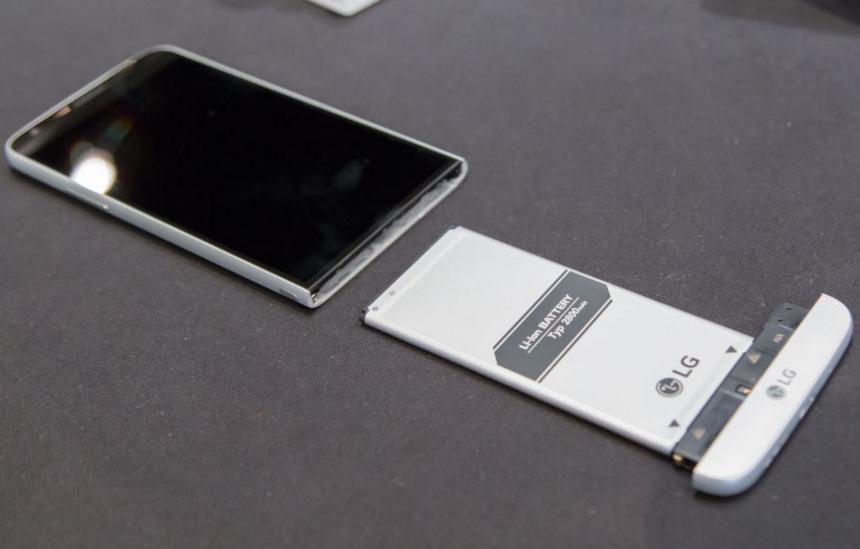 Фотографии LG G5