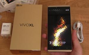 Что из себя представляет BLU Vivo XL — характеристики, обзор, цена