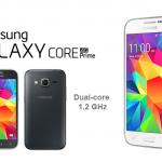 Обзор Samsung Galaxy Core Prime — характеристики и цены