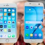 Сравнение двух флагманов: новый Samsung Galaxy S7 и iPhone 6s