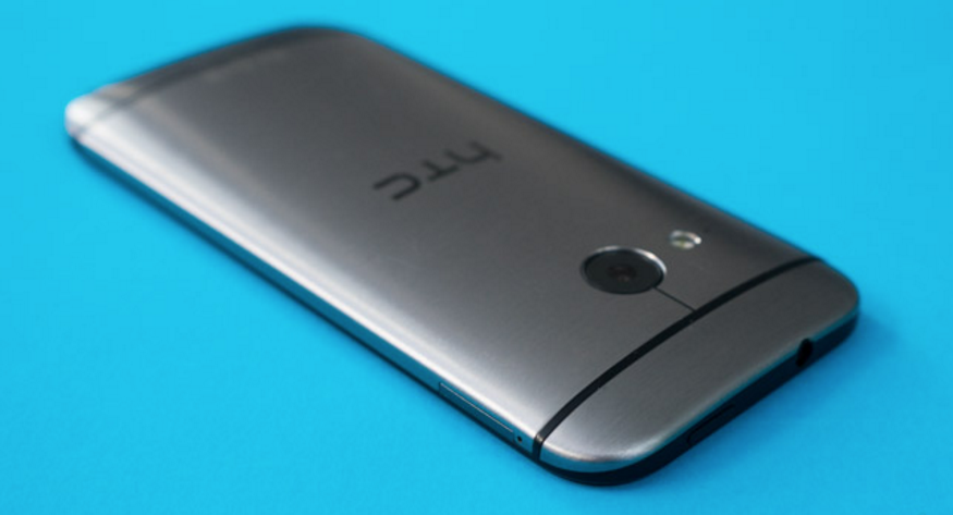 Небольшой обзор нового HTC One mini 2 - бюджетная версия HTC One (M8)