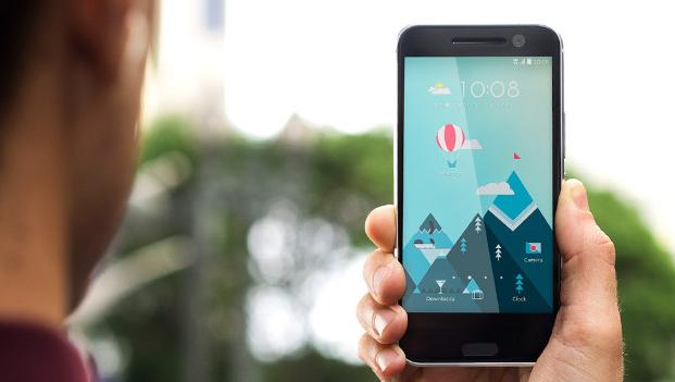 Как сделать скриншот на новом HTC 10(снимок экрана)