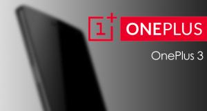 OnePlus 3 32GB будет стоить около $310 для модели с 4GB RAM