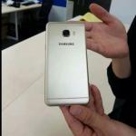 Слита новая информация про Galaxy C5 - полностью металический