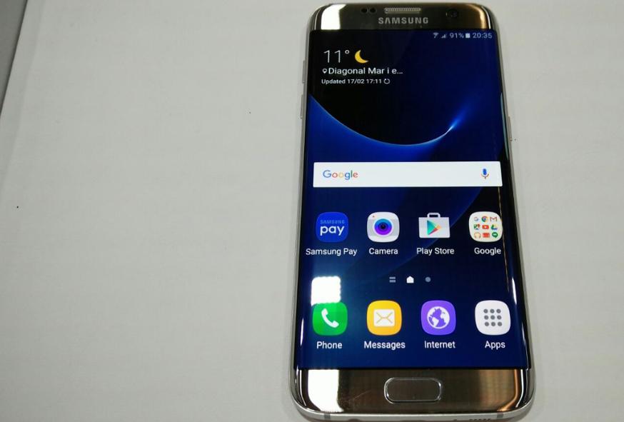 Возможно выйдет еще один флагман от Samsung: Galaxy S7 Sport