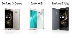 Дебют Asus Zenfone 3 - начальная цена 249 долларов