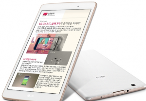 В продаже появился новый планшет LG G Pad III 8.0