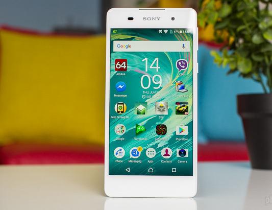 Обзор, характеристики и цена на новый Sony Xperia E5