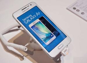 Всплыли характеристики будущего Samsung Galaxy A3 (2017)