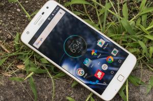 Что такое новый Moto Z Play Droid? описание и обзор смартфона