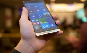 Описание и характеристики нового смартфона HP Elite x3