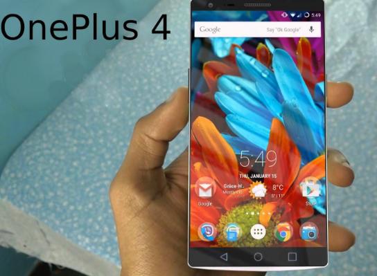Будущие характеристики OnePlus 4 - слухи