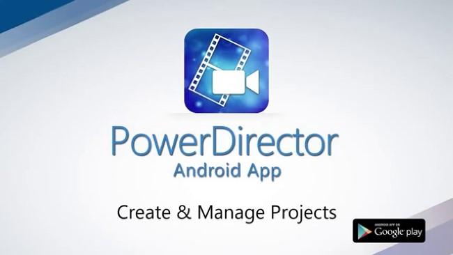 Power Director для андроид